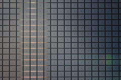 Silicon wafer. Detail of a piece of silicon wafer royalty free stock photos