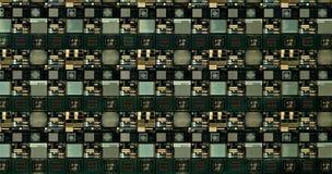 Silicon wafer Stock Photos