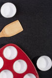 Silicone Bakeware Stock Images