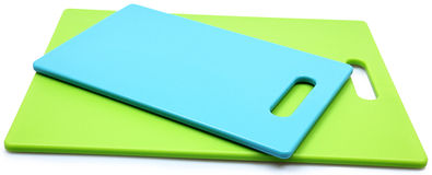 Silicone Cutting Boards Stock Photo