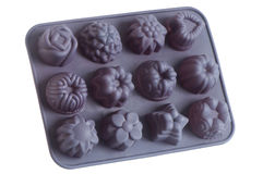 A silicone molds Stock Image
