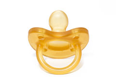 Silicone pacifier Royalty Free Stock Photo