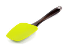 Silicone spatula Royalty Free Stock Photography