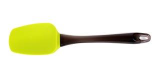 Silicone spatula Stock Image