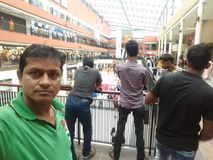 Shoping Mall. Siliguri Shoping Mall Bigbazar stock images