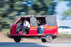 Siliguri transportation Stock Image