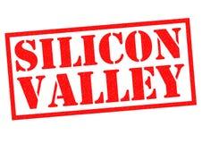 silikonowa dolina royalty ilustracja