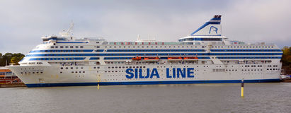 Silja Line Fotografía de archivo
