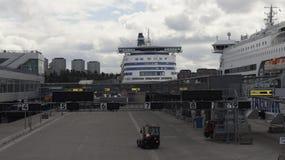 Silja Line Photographie stock libre de droits