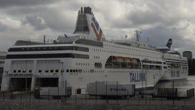Silja Line Royaltyfria Bilder