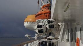 Silja Line. Boat Silja Line on the Baltic sea Royalty Free Stock Photos