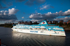 Silja Line Galaxy Stock Photo