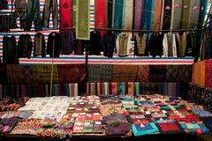 Silk магазин Стоковая Фотография RF