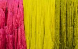 Silk нить стоковая фотография rf