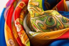 Silk поверхность стоковая фотография rf