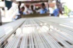 Silk поток Стоковое Фото