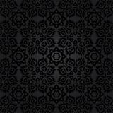 Silk предпосылка с Дамаском Стоковая Фотография RF