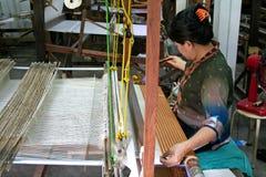 silk соткать стоковое изображение rf