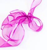 Silk тесемка Стоковая Фотография