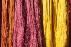 Silk ткань Стоковое Изображение RF