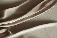 Silk. Royalty Free Stock Photo