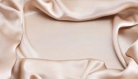 Silk. Royalty Free Stock Image