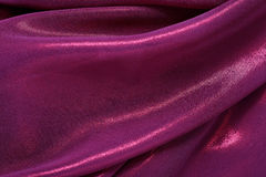 Silk. Piece of the red silk stock image