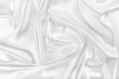 Silk Abstract Background Stock Photo