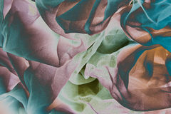 Silk background Royalty Free Stock Images