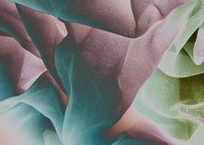 Silk bakgrund Royaltyfria Foton