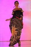 Silk batik Royalty Free Stock Photography
