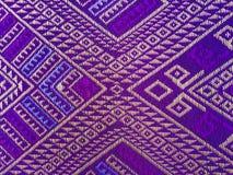Silk Beschaffenheit Lizenzfreies Stockbild