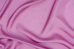 Silk Beschaffenheit backgound Lizenzfreies Stockfoto