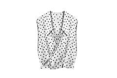 Silk blouse  Stock Photography