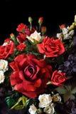 Silk Blumen Lizenzfreie Stockfotos