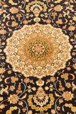 Silk carpet Royalty Free Stock Photo