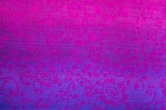 Thai style fabric pattern royalty free stock photos