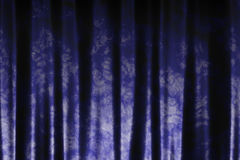 Silk Curtains Abstract Background Royalty Free Stock Images