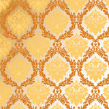 Silk damask Stock Images