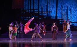 "Silk dance-Dance drama ""The Dream of Maritime Silk Road"" Stock Image"