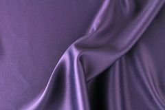 Silk drape Stock Image