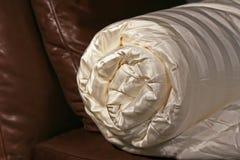 Silk Duvet-Material lizenzfreies stockfoto