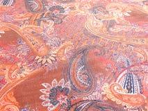Silk Fabric. Background of silk fabric Stock Photo