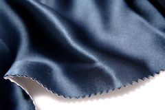 Silk fabric Stock Image