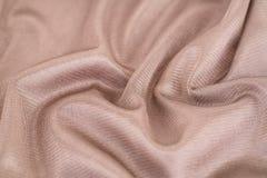 Silk fabric Stock Image