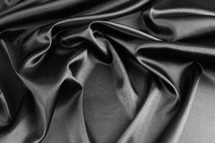 Silk fabric Stock Images
