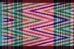 Woven silk fabric Royalty Free Stock Photo