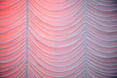 Silk fabric with pink hue Royalty Free Stock Images