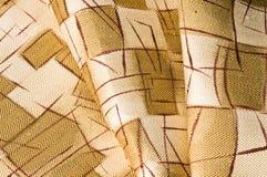 Silk fabrics. Classic hand painted silk fabrics Royalty Free Stock Image