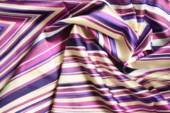 Silk fabrics Royalty Free Stock Image
